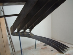 08: Stair Case Stringers